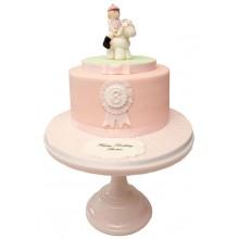 Cute Horse Birthday Cake