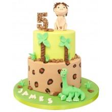 The Good Dinosaur Birthday Cake