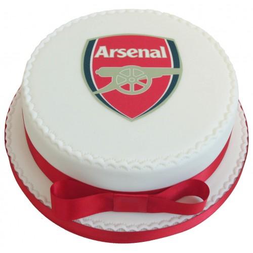 Arsenal Wedding Cake Toppers Uk