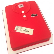 Designer Shirt Birthday Cake