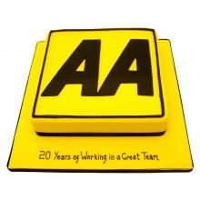 AA Corporate Cake