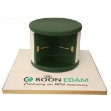 Boon Edam Revolving Door Corporate Cake
