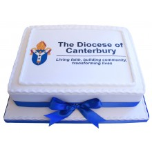 Diocese Canterbury Cake