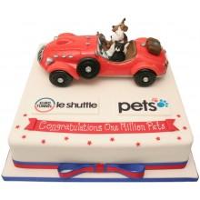 Eurotunnel Corporate Cake