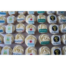 Kent County Show Corporate Cupcakes