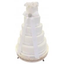 Abi Lace Wedding Cake