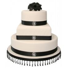 Cameo Wedding Cake